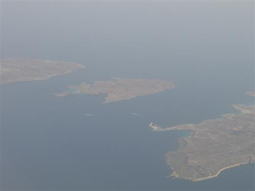 Comino and Gozo Photo taken by Joseph Abela Medici